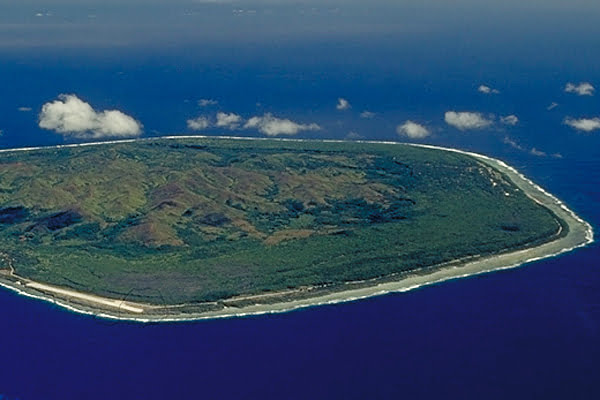 Is Mangaia the oldest Pacific island?